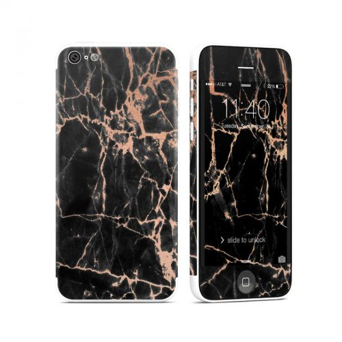Rose Quartz Marble iPhone 5c Skin