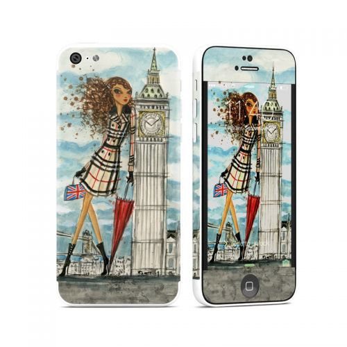 The Sights London iPhone 5c Skin