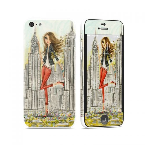 The Sights New York iPhone 5c Skin