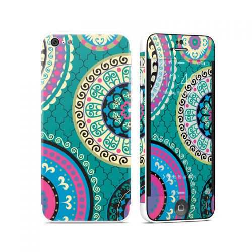 Silk Road iPhone 5c Skin