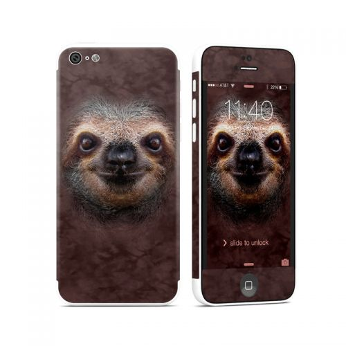 Sloth iPhone 5c Skin