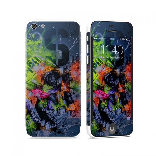 Speak iPhone 5c Skin