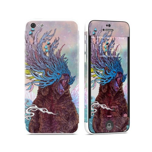 Spirit Bear iPhone 5c Skin