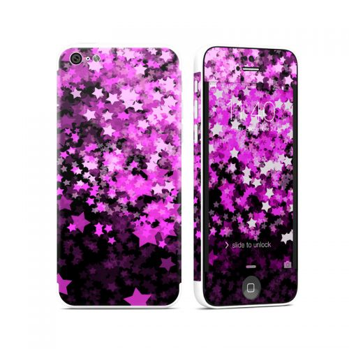 Stardust Summer iPhone 5c Skin