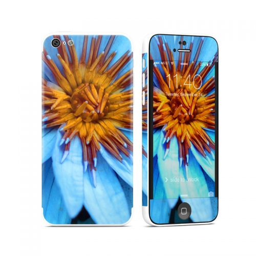 Sweet Blue iPhone 5c Skin