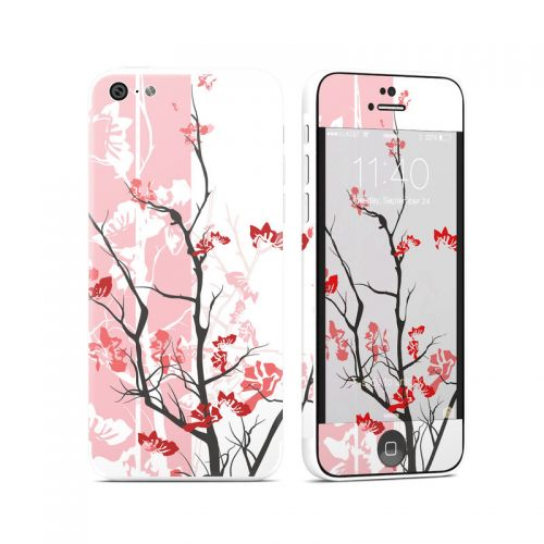 Pink Tranquility iPhone 5c Skin