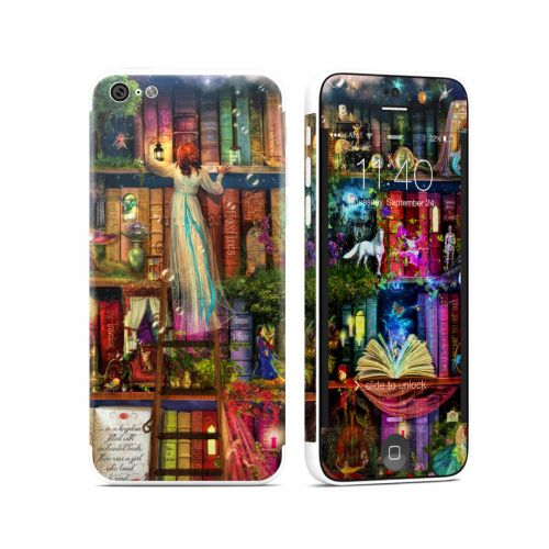 Treasure Hunt iPhone 5c Skin