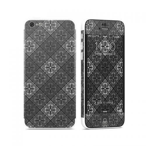 Tungsten iPhone 5c Skin