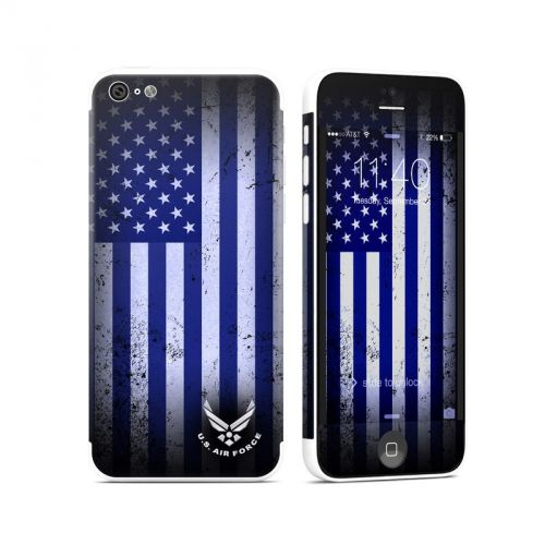 USAF Flag iPhone 5c Skin