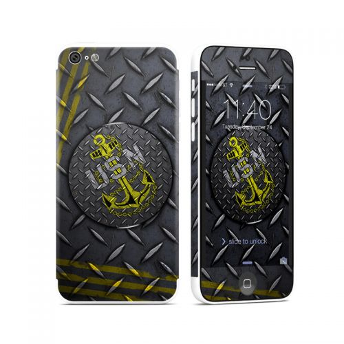 USN Diamond Plate iPhone 5c Skin