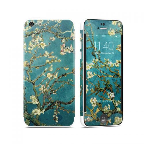 Blossoming Almond Tree iPhone 5c Skin
