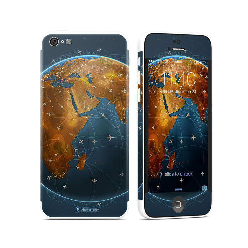 Airlines iPhone 5c Skin