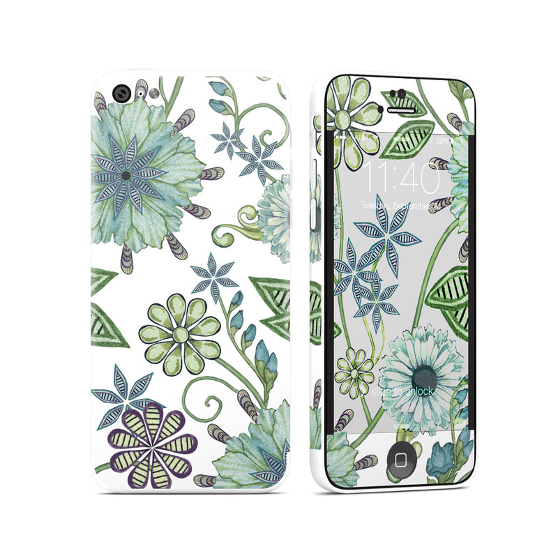 Antique Nouveau iPhone 5c Skin