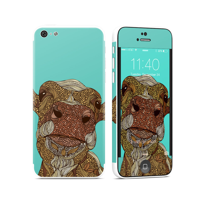Arabella iPhone 5c Skin