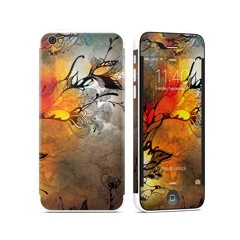 Before The Storm iPhone 5c Skin