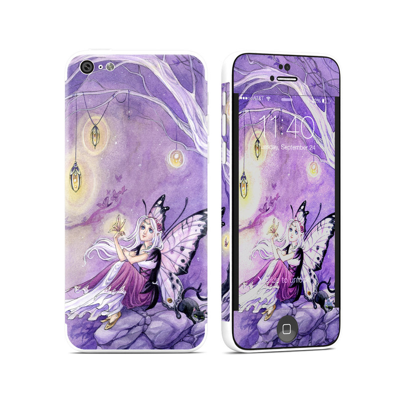 Chasing Butterflies iPhone 5c Skin