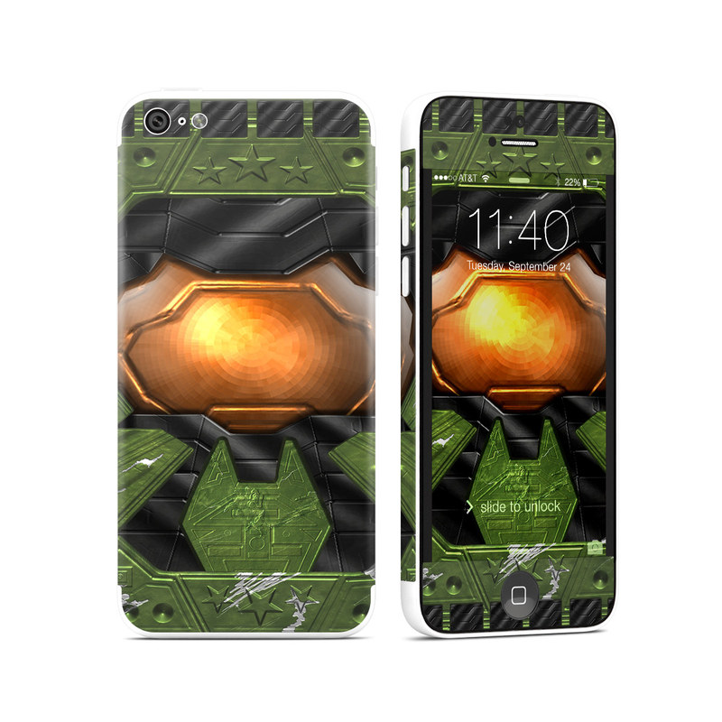 Hail To The Chief iPhone 5c Skin