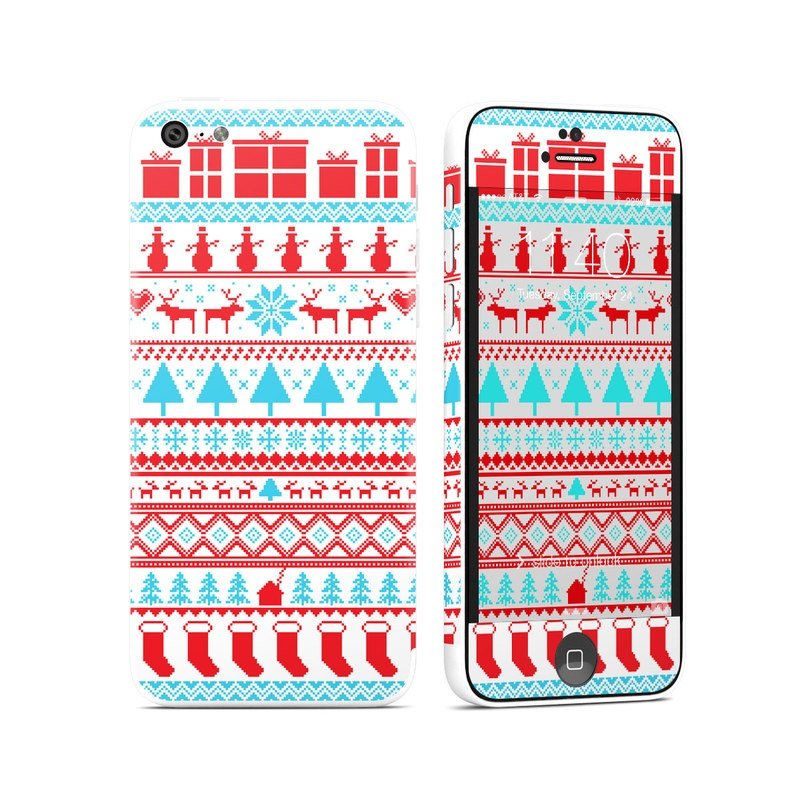 iPhone 5c Skin design of Pattern, Textile, Line, Design with pink, white, red, gray, purple, blue colors
