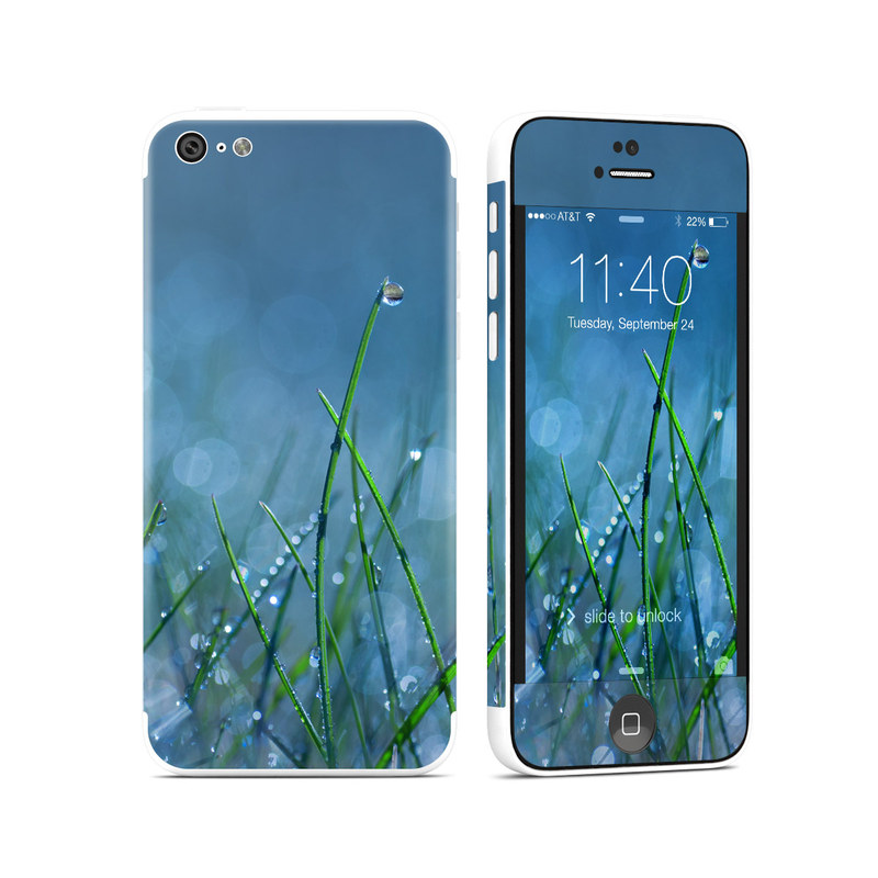 Dew iPhone 5c Skin