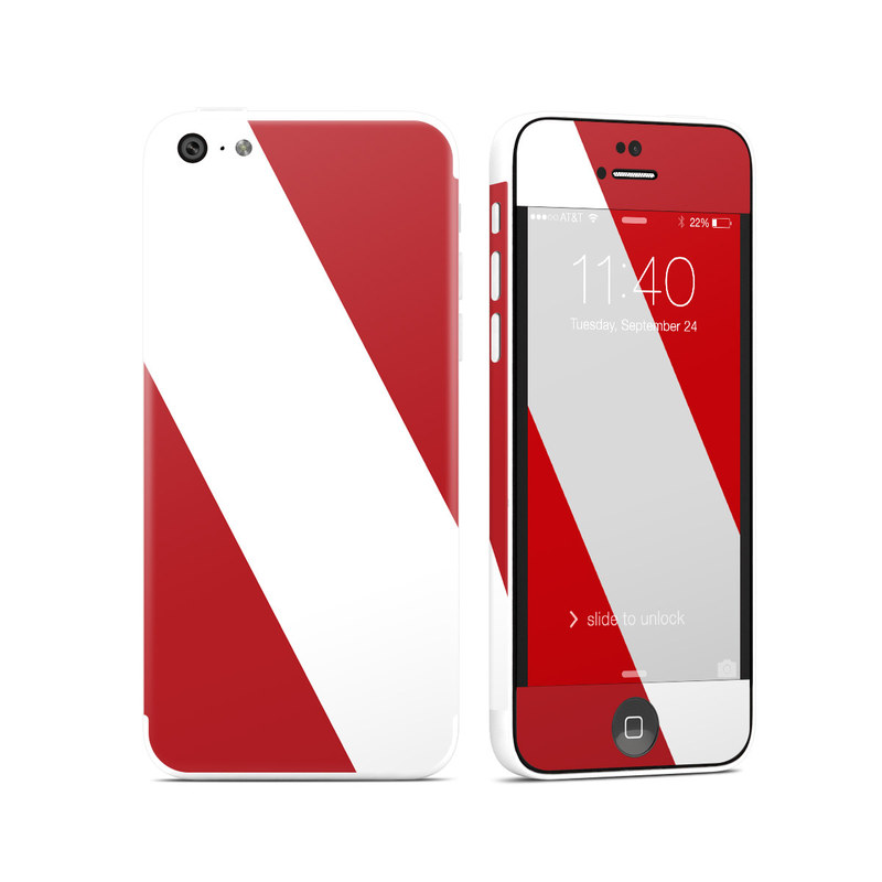 Diver Down iPhone 5c Skin