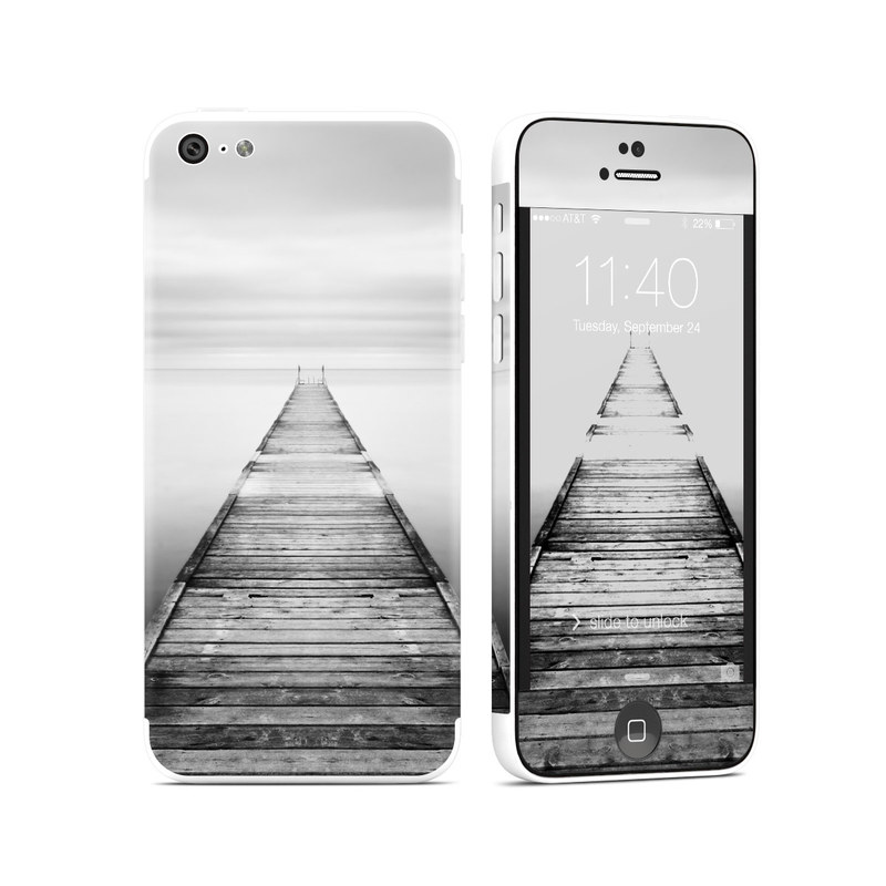 Dock iPhone 5c Skin