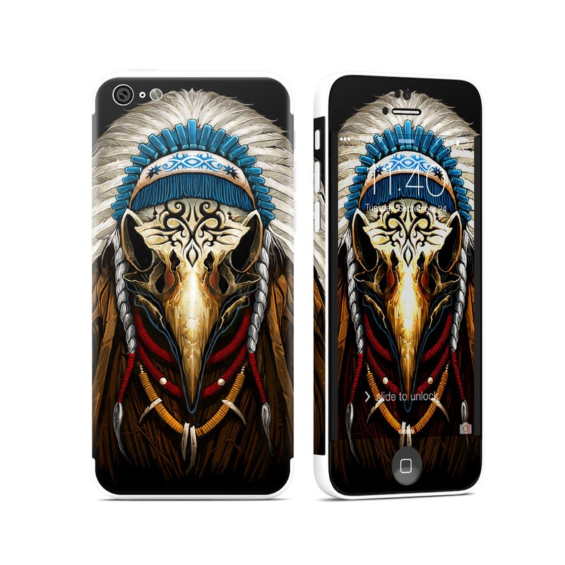 Eagle Skull iPhone 5c Skin