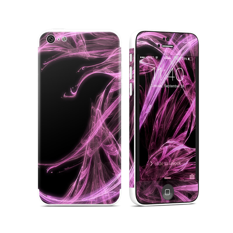 Energy Blossom iPhone 5c Skin