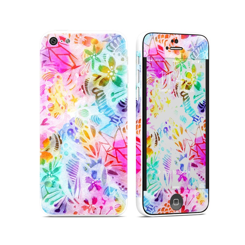 Fairy Dust iPhone 5c Skin