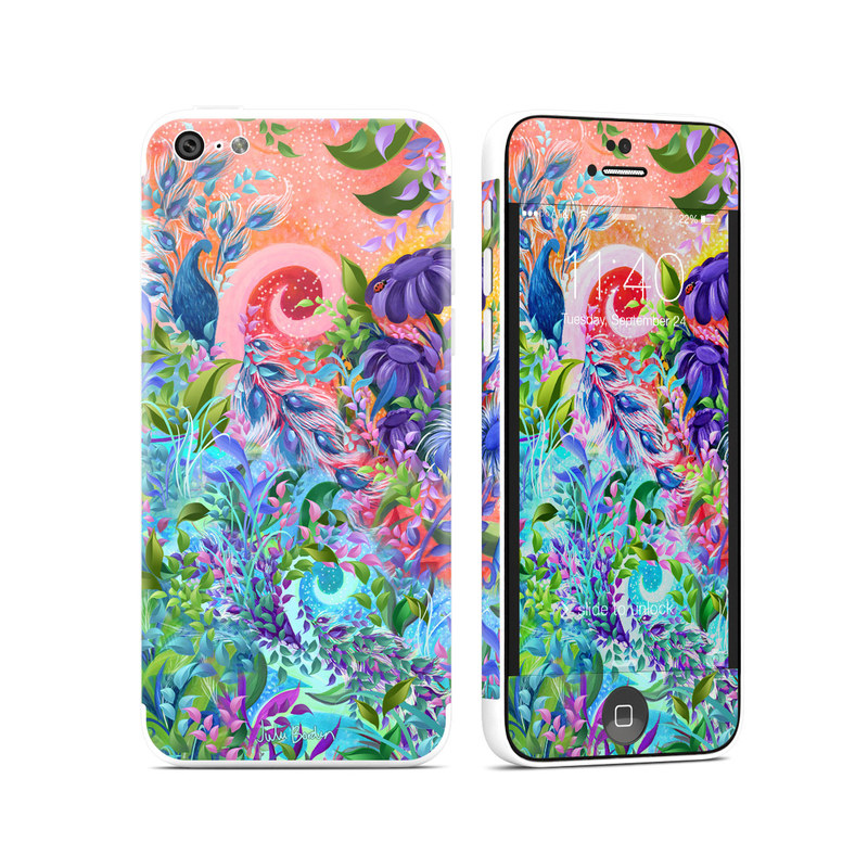 Fantasy Garden iPhone 5c Skin