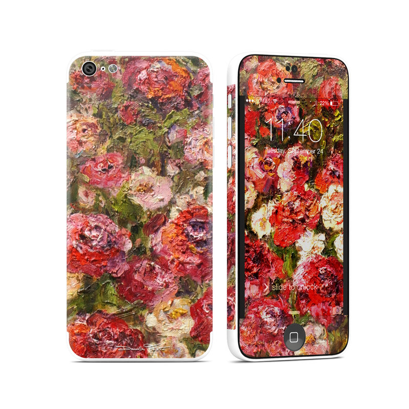 Fleurs Sauvages iPhone 5c Skin