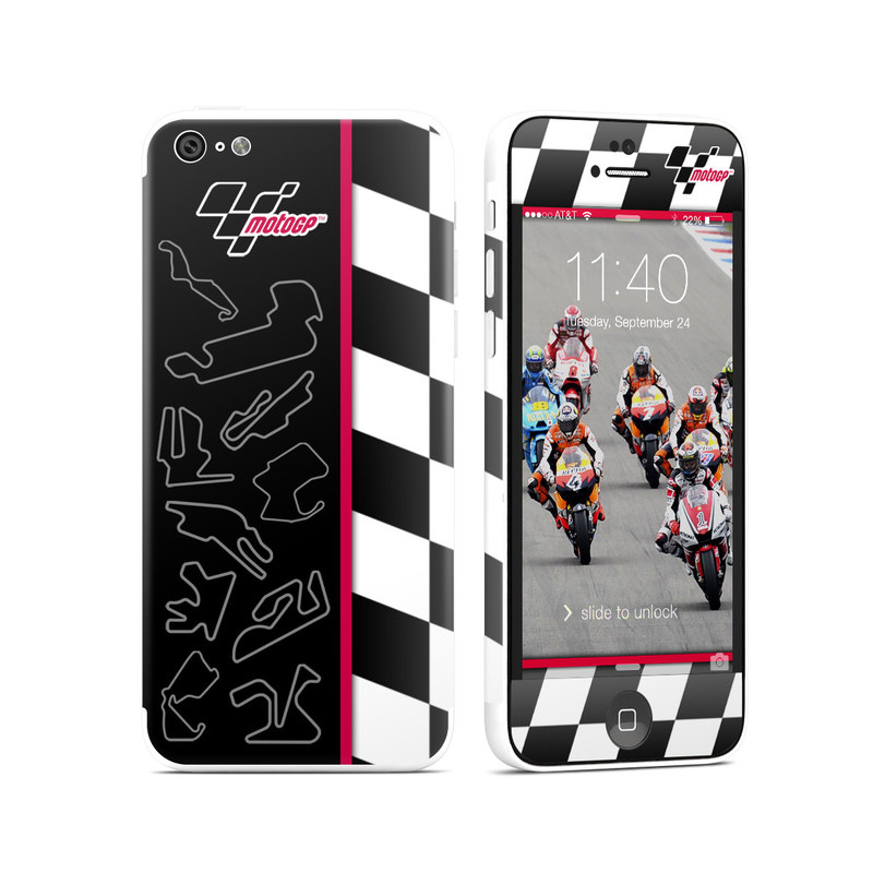 iPhone 5c Skin design of Motorcycle racer, Road racing, Motorsport, Motorcycle racing, Race track, Grand prix motorcycle racing, Racing, Superbike racing, Motorcycling, Motorcycle with gray, black, red, green, white colors