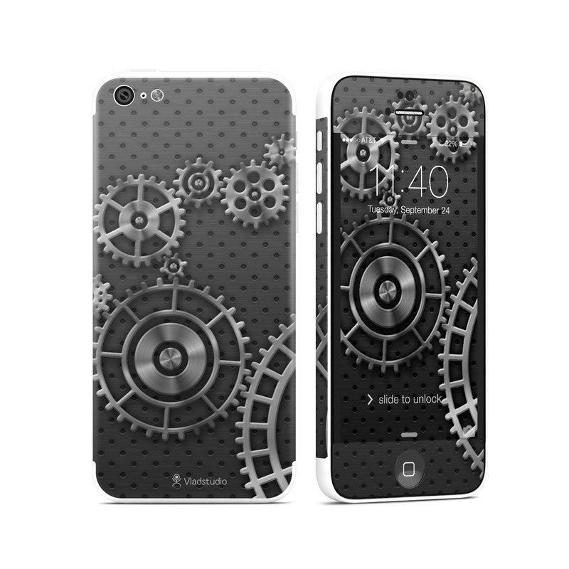 Gear Wheel iPhone 5c Skin