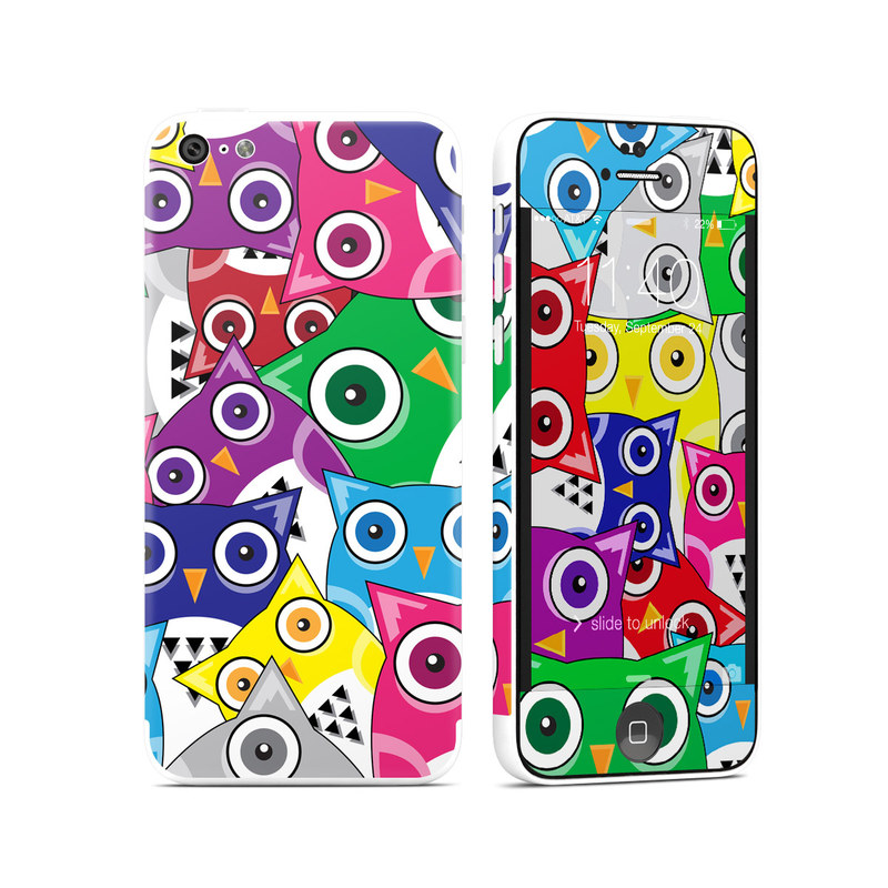 Hoot iPhone 5c Skin