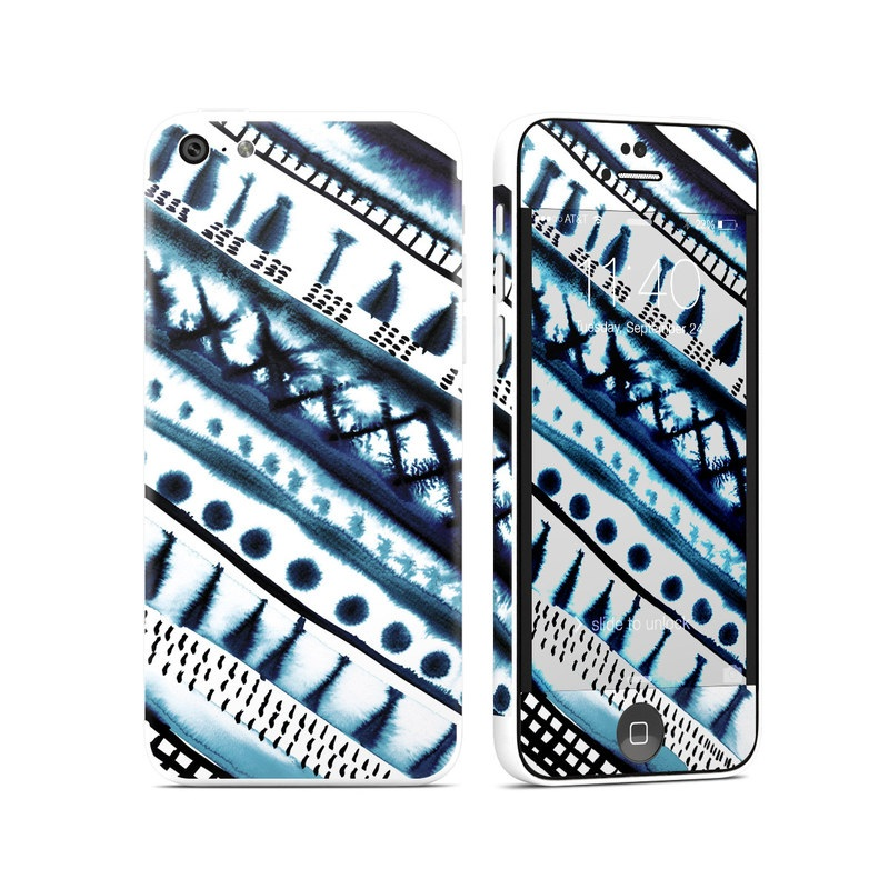 Indigo iPhone 5c Skin
