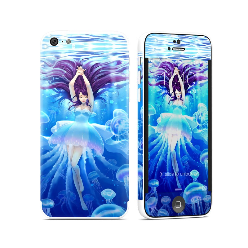 Jelly Girl iPhone 5c Skin