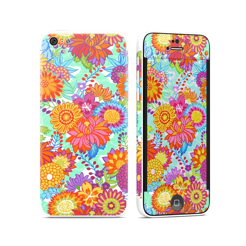 Jubilee Blooms iPhone 5c Skin
