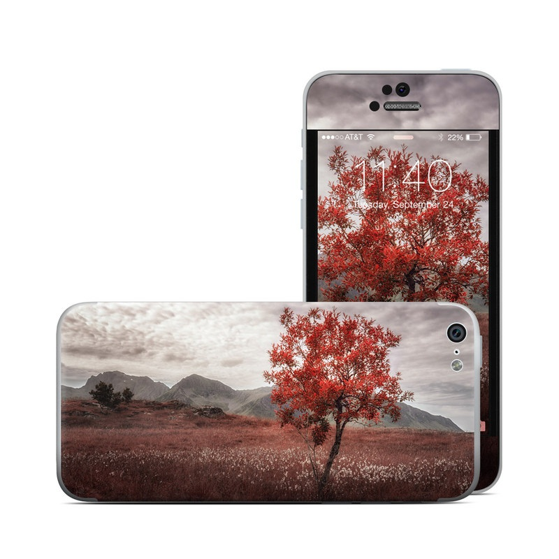 Lofoten Tree iPhone 5c Skin