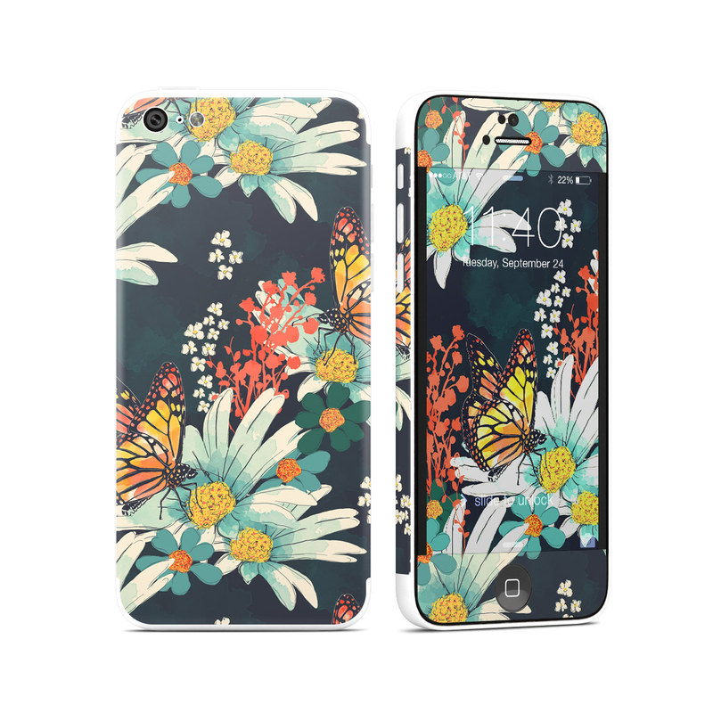 Monarch Grove iPhone 5c Skin