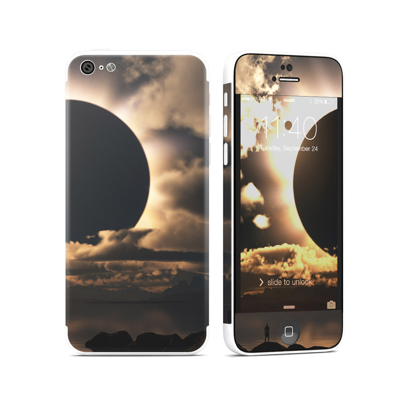 Moon Shadow iPhone 5c Skin