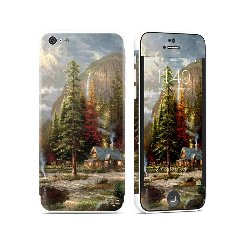 Mountain Majesty iPhone 5c Skin
