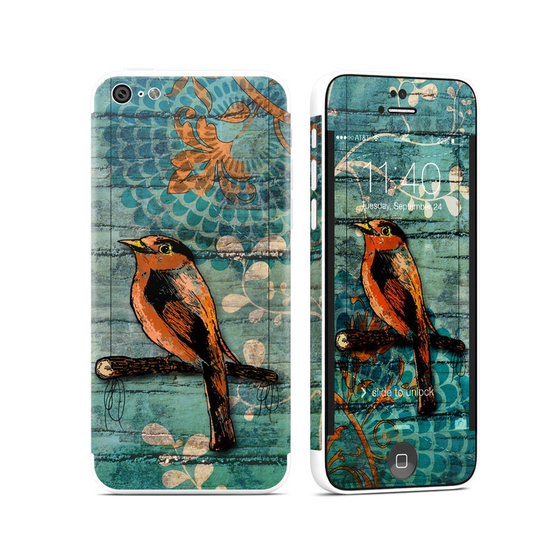 Morning Harmony iPhone 5c Skin