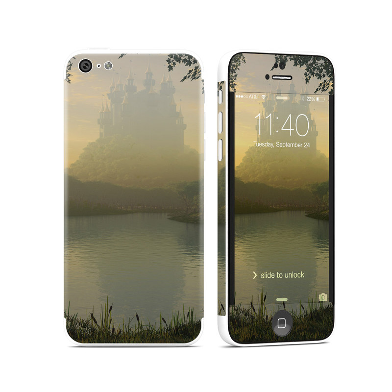 Once Upon A Time iPhone 5c Skin