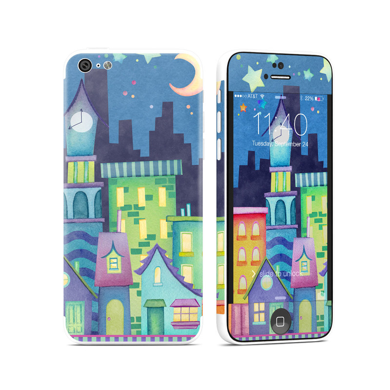 Our Town iPhone 5c Skin