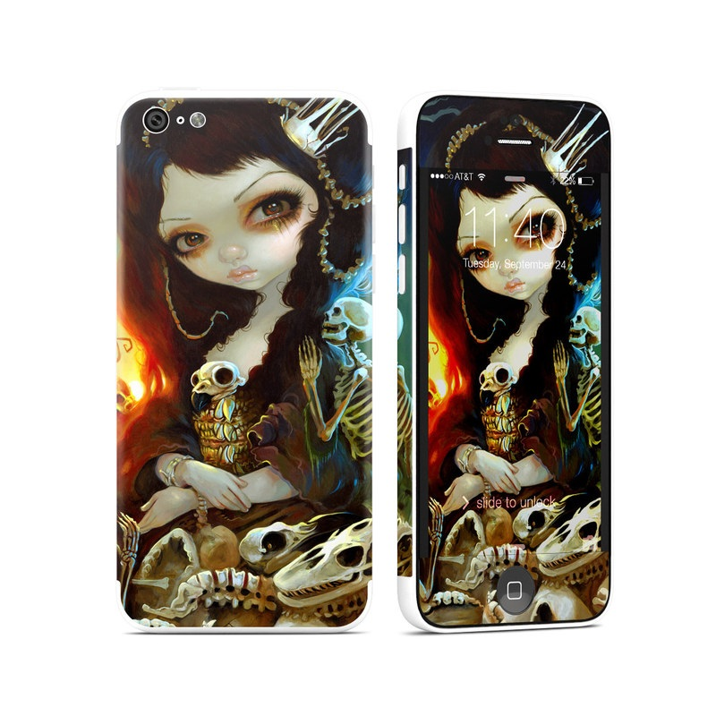 Princess of Bones iPhone 5c Skin