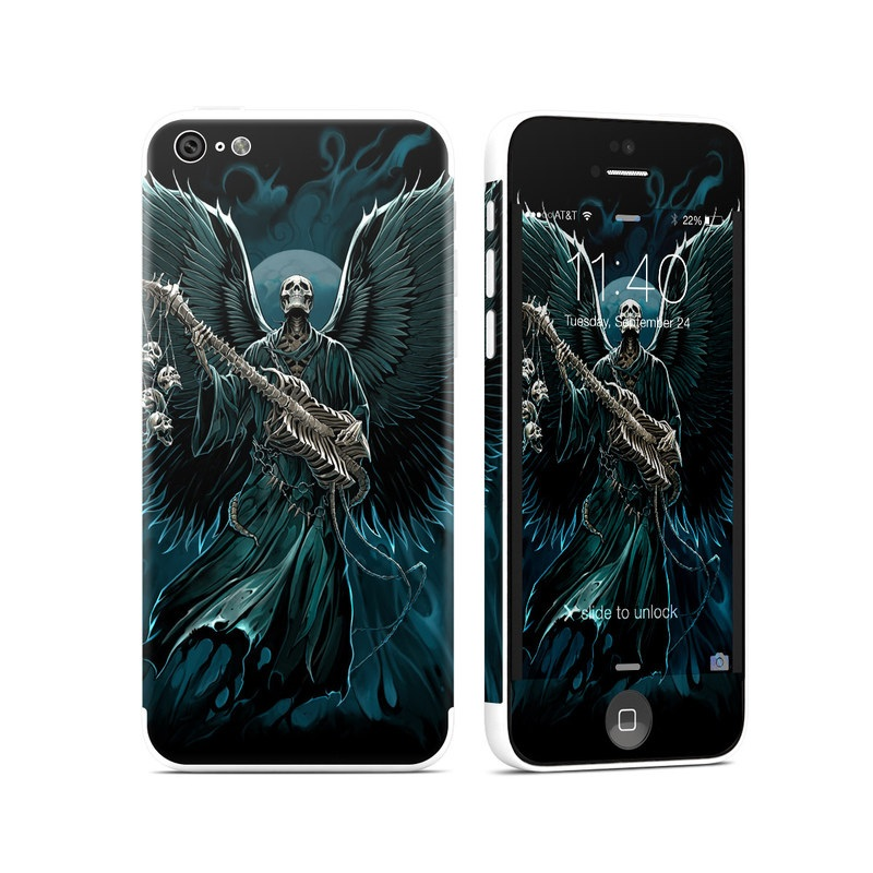 Reaper's Tune iPhone 5c Skin