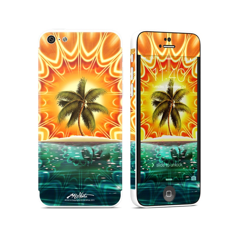 Sundala Tropic iPhone 5c Skin