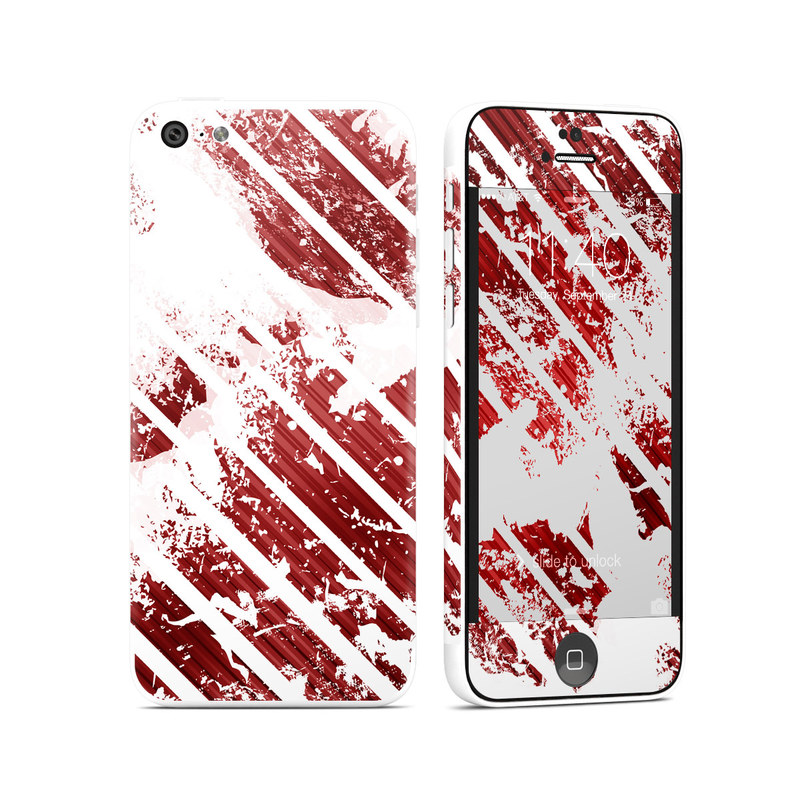 Torn iPhone 5c Skin