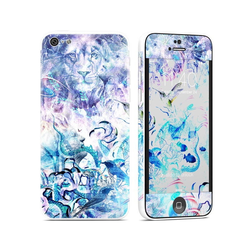 Unity Dreams iPhone 5c Skin