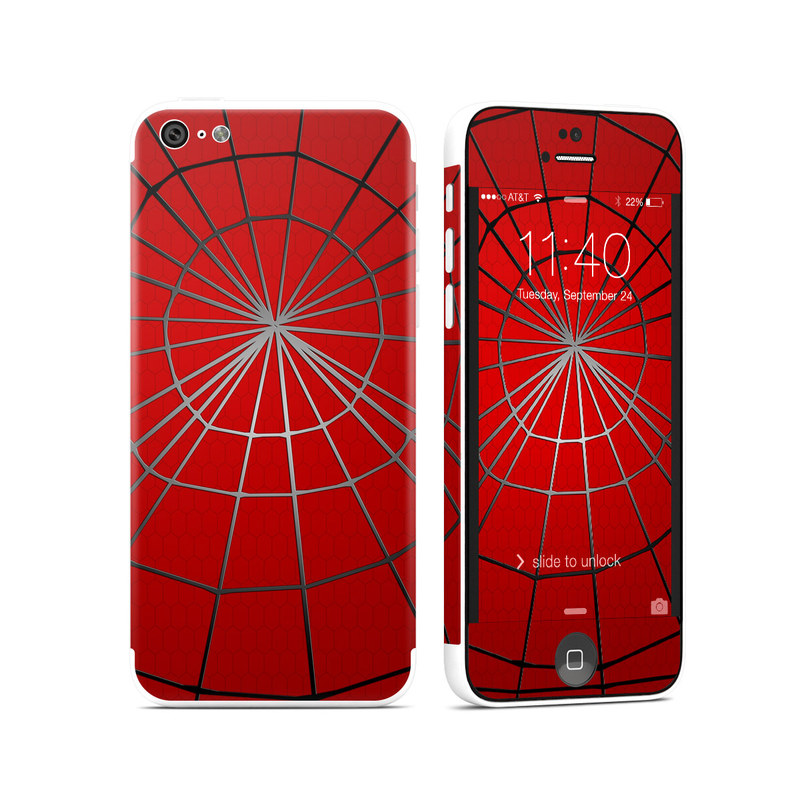 Webslinger iPhone 5c Skin
