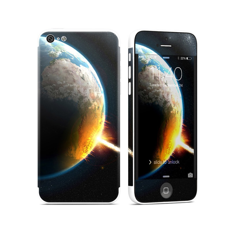 World Killer iPhone 5c Skin
